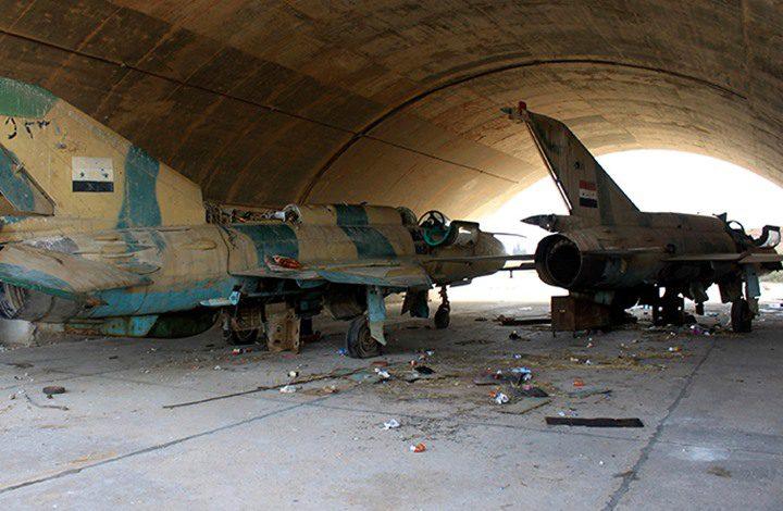 ايران تعلن هوية قتلى عناصرها في قصف المطار بسوريا