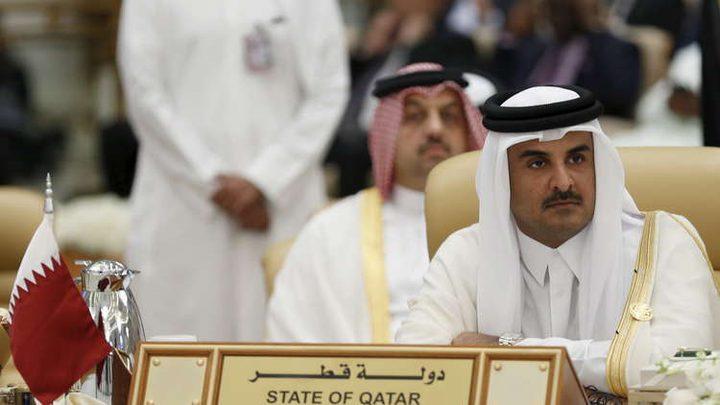 وفد دبلوماسي قطري في السعودية تحضيرا لزيارة تميم