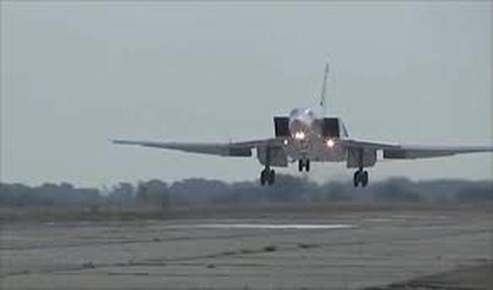 روسيا: طائرات اف 16 الإسرائيلية قامت بقصف القاعدة السورية
