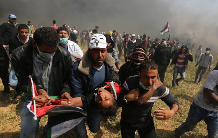 فرنسا تجدد إدانتها بشأن الاستهداف الإسرائيلي العشوائي على حدود غزة
