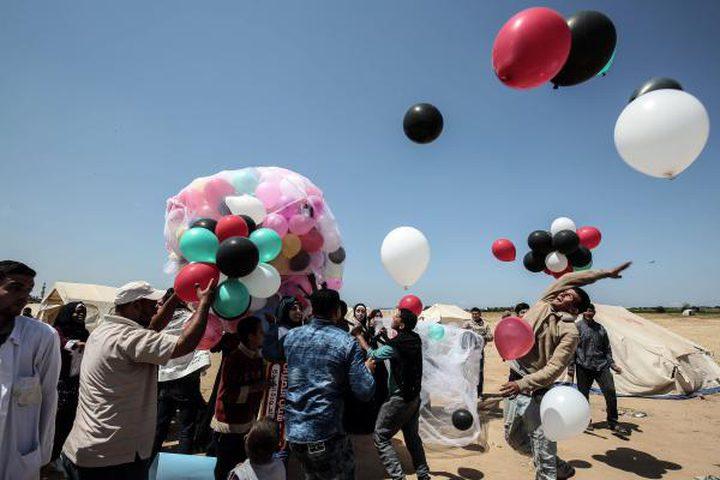 نُشطاء يبثونَ رسائِل بالعبريّة لقوّات الاحتلال