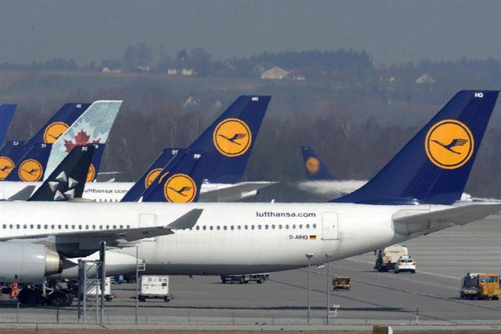 """السلطات الأوروبية تحذر شركات الطيران من خطر """"الضربات الجوية ضد سوريا"""""""