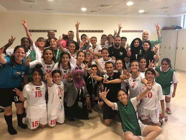 منتخبنا الوطني للفتيات يواصل تألقه ويتغلب على مُضيفه الإماراتي