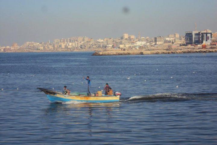 اسرائيل توسع منطقة الصيد في غزة