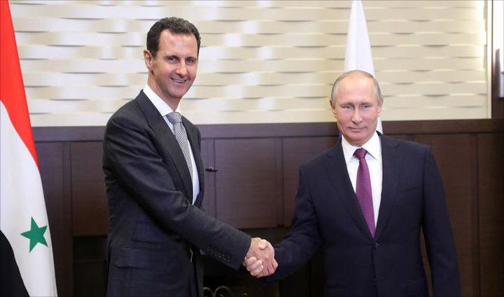 الخارجية الروسية تسدعي سفير إسرائيل على خلفية أحداث سوريا