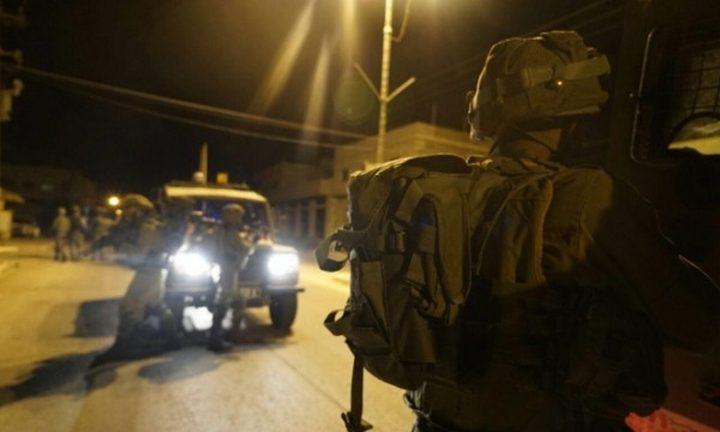 قوات الاحتلال تقتحم بلدة كفل حارس لتأمين الحماية للمستوطنين
