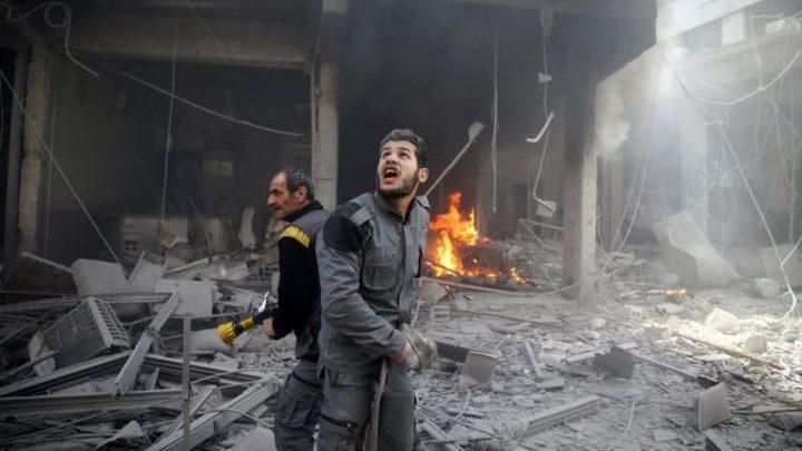 مركز المصالحة في سوريا: هدوء في دوما مع تواصل خروج المسلحين