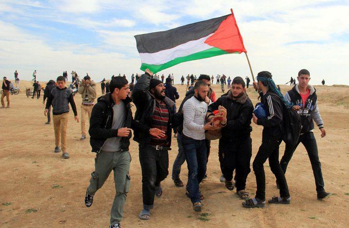 """شكوى أمام """"الجنائية الدولية"""" ضد الاحتلال لاستخدامه القوة على حدود غزة"""
