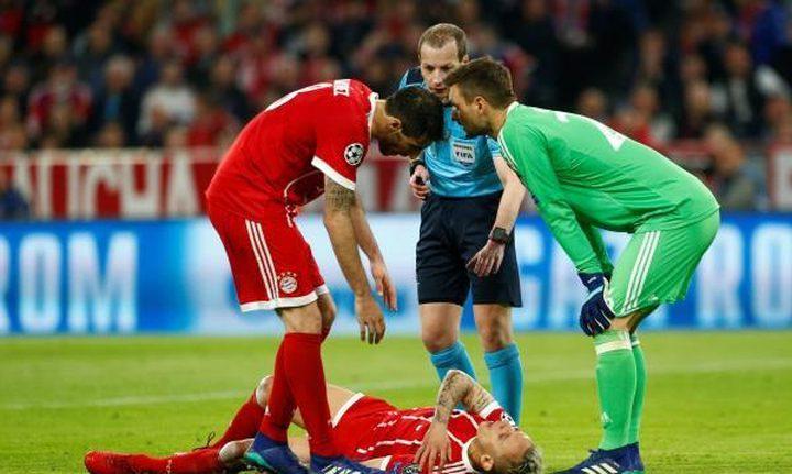 باير ميونخ يتأهل لنصف نهائي أبطال أوروبا