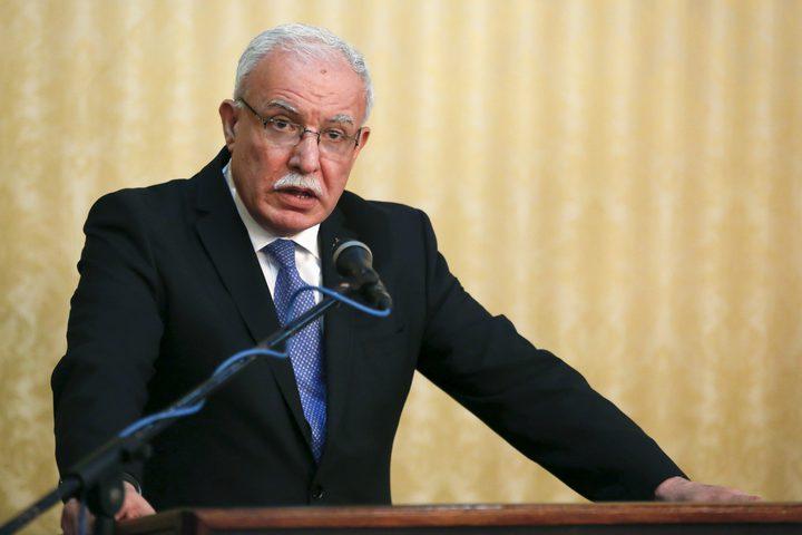 المالكي: القراءة الفلسطينية للقمة في الطريق الى الرياض