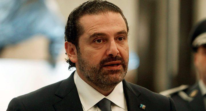 الحريري: لبنان سينأى بنفسه عن الضربة الأمريكية المحتملة على سوريا