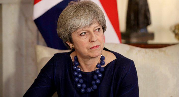 رئيسة الوزراء البريطانية تدعو لاجتماع طارئ لحكومتها بشأن سوريا