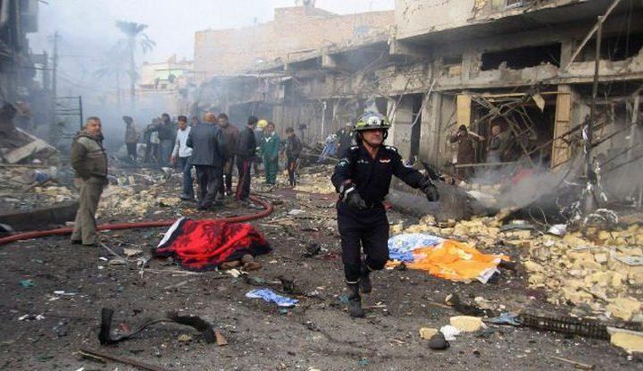 إحباط هجومين انتحاريين ضد زوار شيعة في بغداد
