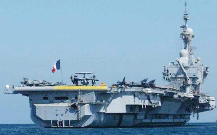 لوفيغارو: قيادات عسكرية فرنسية قدمت لماكرون خططا للعملية المحتملة بسوريا