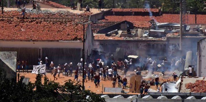 20 قتيلاً على الأقل في محاولة فرار من سجن شمال البرازيل