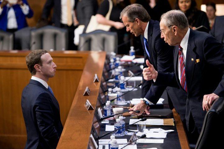 """فضيحة فيسبوك وتحقيقات في الكونغرس مع  """"مارك زوكربيرغ"""" !"""