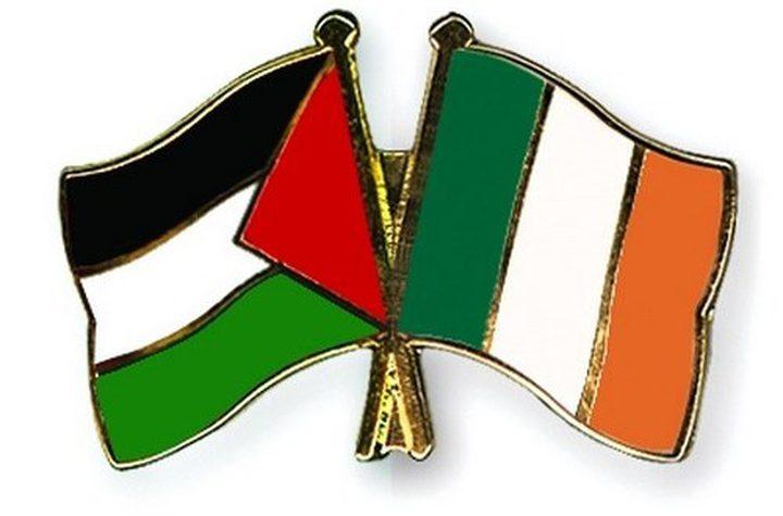 مجلس عاصمة ايرلندا يؤيد الحقوق الفلسطينية