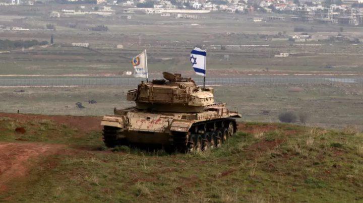 الوضع في سوريا يدعو اسرائيل للحذر!