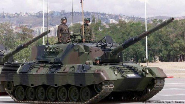 برلين: السعودية تتصدر الدول المستوردة للسلاح الألماني بـ2018