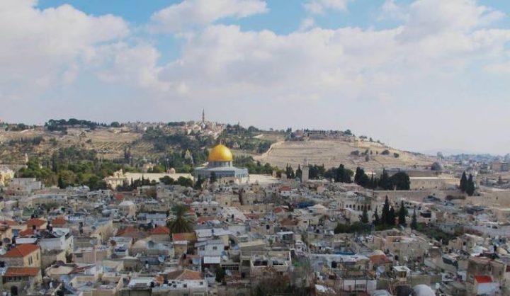 مفتى الديار الفلسطينية: التنازل عن القدس كالتنازل عن مكة والمسجد الحرام