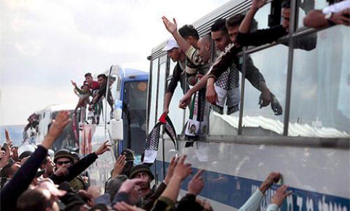 الاحتلال يفرج عن أسيرين من قباطية وجلمون