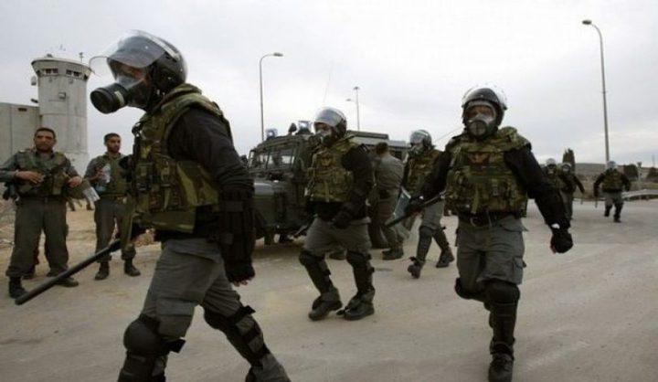 قوات القمع تقتحم قسم 7 بسجن رامون الصحراوي