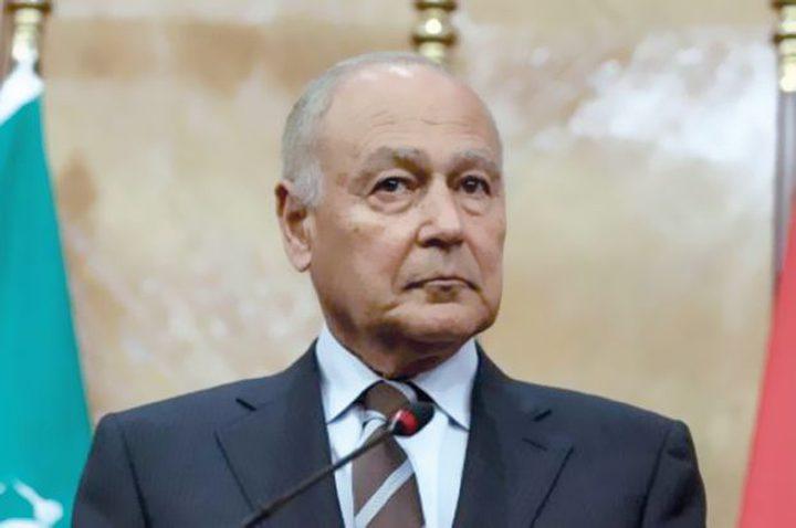 أبو الغيط: القضية الفلسطينية تتعرض في المرحلة الحالية لمحاولة تقويض لمُحدداتها الرئيسية