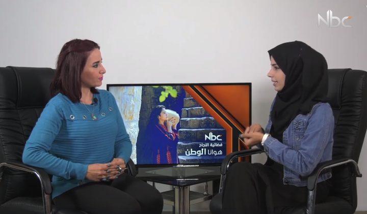 بالفيديو.. فتاة من قطاع غزة تهوى صعود المرتفعات