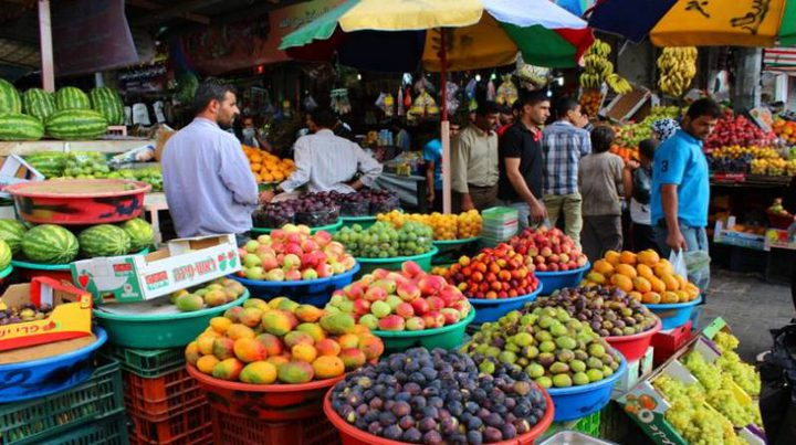 """""""الاحصاء"""": انخفاض مؤشر غلاء المعيشة خلال شهر آذار"""