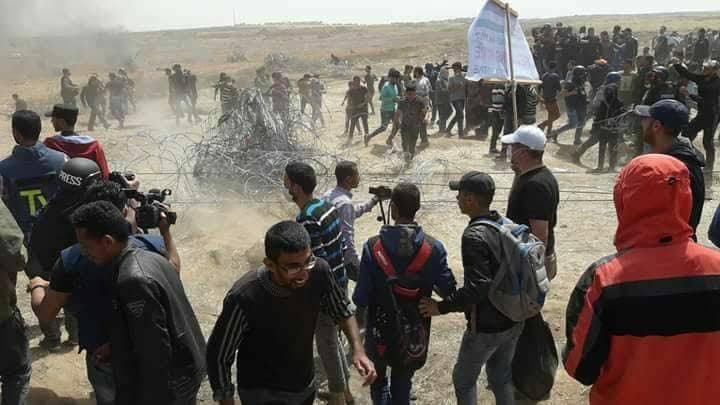 الأمين العام للأمم المتحدة يُطالب مجددًا بالتحقيق في اعدام الإحتلال لمتظاهرين عُزَّل بغزة