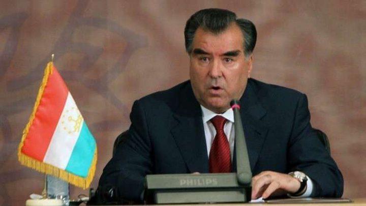 طائرة رئيس طاجكستان تتيه 3 ساعات بين الجبال