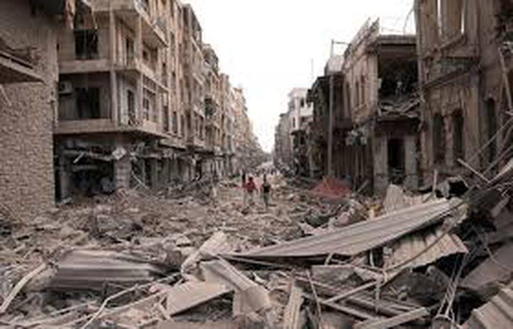 خبراء من منظمة حظر الأسلحة الكيميائية يتوجهون إلى سوريا