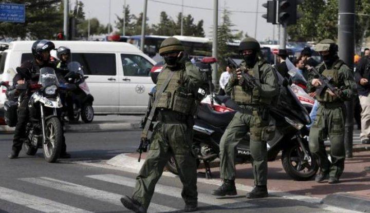 قوات الاحتلال تطلق النار تجاه شاب شمال البيرة وتحاول اعتقاله