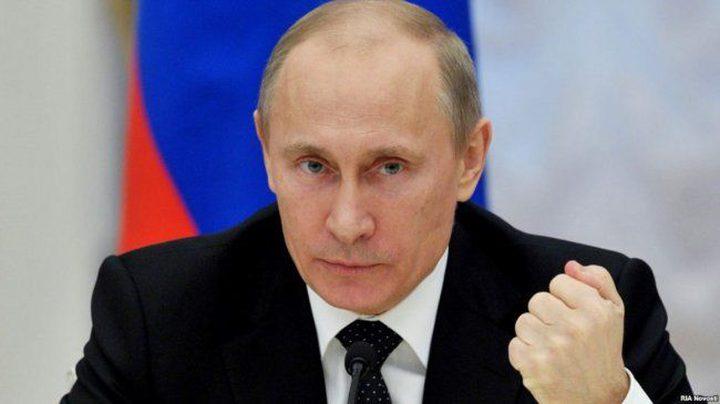 بوتين: الضربات على سوريا عدوان واضح ضد دولة ذات سيادة