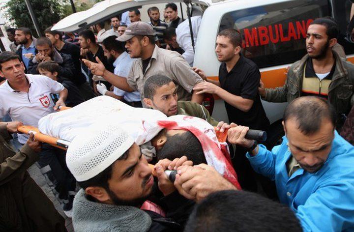 4 شهداء وإصابات في حادث عرضي شرق رفح