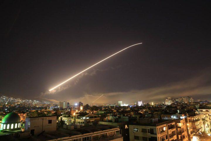 مصدر سوري يحدد عدد الجرحى نتيجة العدوان