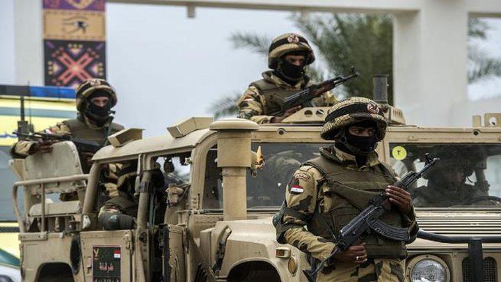 الجيش المصري: مقتل 27 عنصرا من الجماعات الإرهابية في سيناء