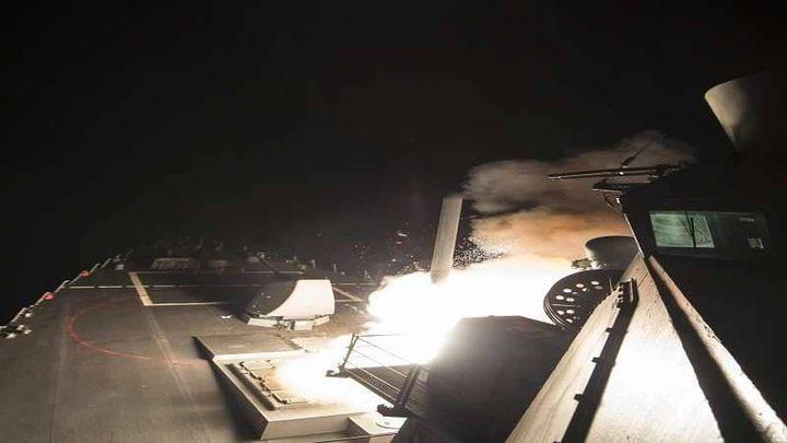 مصادر عسكريّة سوريّة: الضّربات طالت 10 مواقع في دمشق وحمص