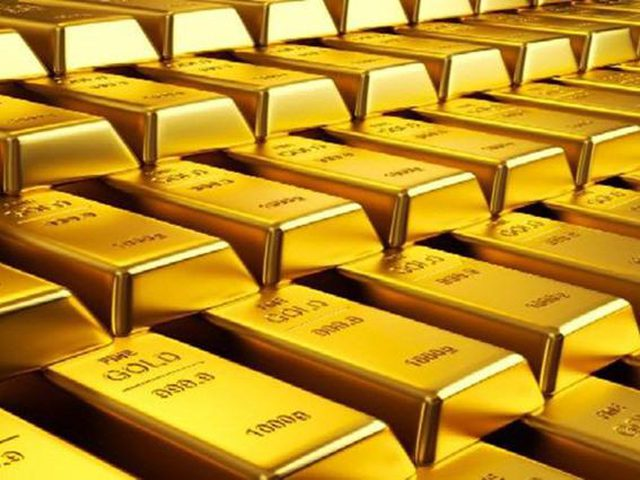 الذهب ينهي تعاملات الأسبوع الحالي على ارتفاع