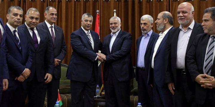 الوفد الأمني المصري يصل غزة اليوم للقاء قيادة حماس