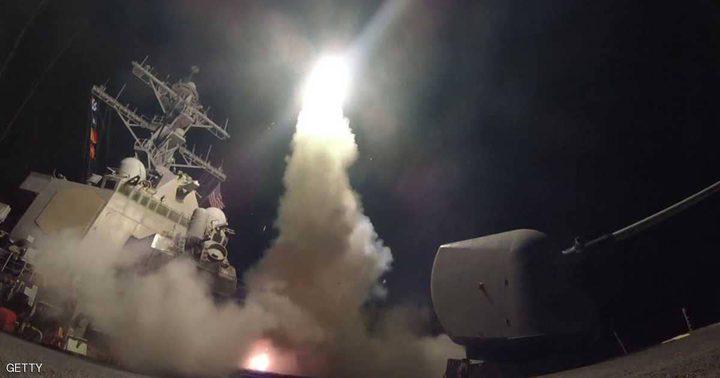 عدوان ثلاثي على سوريا... وسماع دوي انفجارات في دمشق