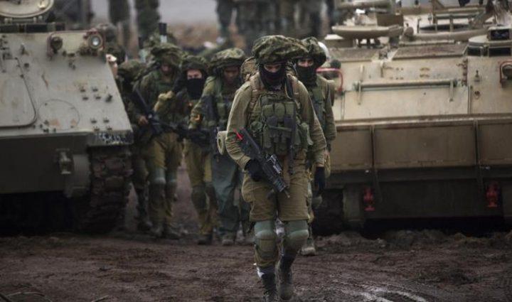"""""""إسرائيل"""" ترفع حالة التأهب"""