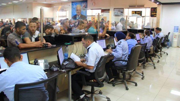 46 ألف مسافر تنقلوا عبر معبر الكرامة وتوقيف 59 مطلوبا الأسبوع الماضي