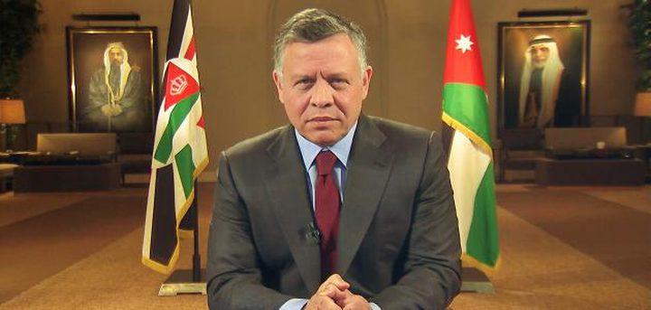 العاهل الأردني: نؤكد على الحق الأبدي للفلسطينيين والعرب في القدس