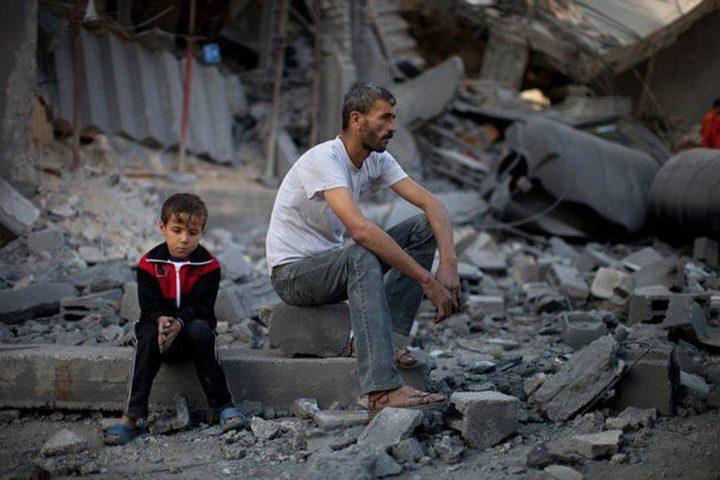 نسبة الفقر في غزة قفزت الى 53 بالمئة