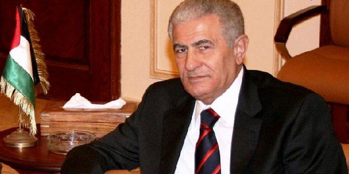 زكي: لايوجد قرار بقطع رواتب موظفي السلطة بغزة