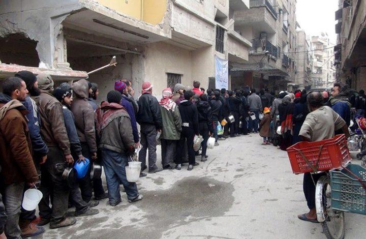 النظام السوري يتجه لمخيم اليرموك للاجئين الفلسطينيين لتحريره من داعش