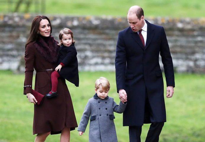 الأمير ويليام يكشف في زلة لسان جنس مولوده المنتظر