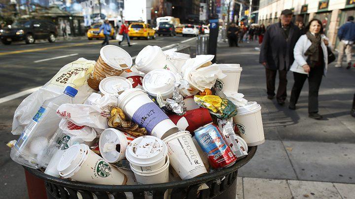 رفض استقبال النفايات الأمريكية في الصين !
