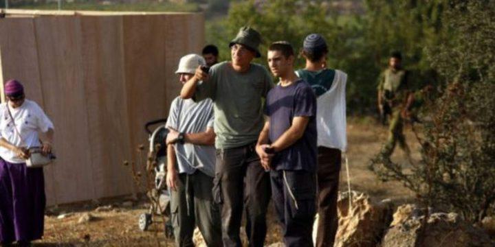 المستوطنون أقوى من قوات الاحتلال.. ضربوهم في نابلس
